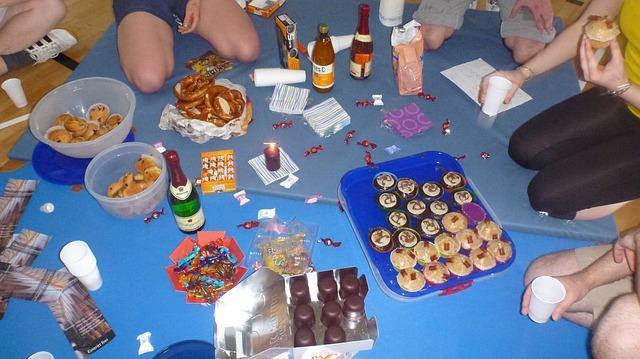 Calorie burning ideas Winter celebration