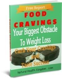 Food Cravings eBook 200px