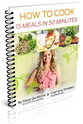 Healthy Fat Burning Recipes Skinnylicious 15 meals in 50 Minutes