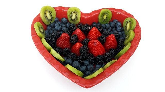 Natural Healthy Summer Food