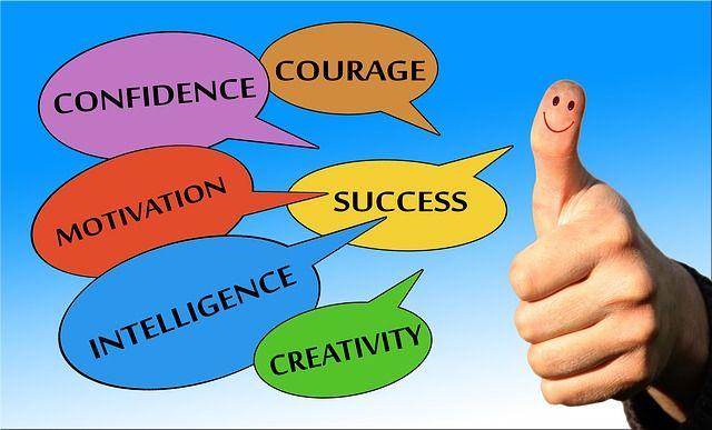 -Six Self Improvement Tips-