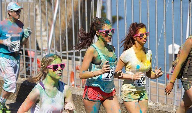 Walking Towards Health And Fitness - Fun Run