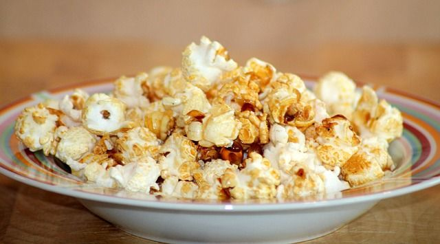2 Healthy Snacks For The Weekend